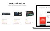 """StereoCar - FREE Audio eCommerce"" thème Magento"