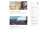 Responsive Mingo - Delivery Services Multipage Clean HTML Web Sitesi Şablonu