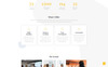 LifeTime - Motivational Speaker Clean Multipage HTML5 Website Template Big Screenshot