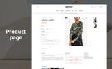 """Tema PrestaShop Responsive #81855 """"Brutalist -  Fashion Store Bootstrap Ecommerce Modern"""""""