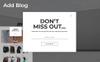 Brutalist -  Fashion Store Bootstrap Ecommerce Modern PrestaShop Theme Big Screenshot