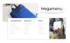 MineBag - Simple eCommerce Magento Theme Big Screenshot