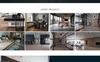 """Website Vorlage namens """"Pelicor Floor - Flooring Services Multipage HTML5"""" Großer Screenshot"""