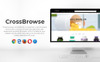 "PrestaShop Theme namens ""Wellneser - Medical Store Bootstrap Ecommerce Clean"" Großer Screenshot"