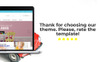 ToyJung - Plaything Store Bootstrap Ecommerce Clean PrestaShop Theme Big Screenshot