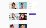 GO - Dating Agency Elegant Multipage HTML Website Template