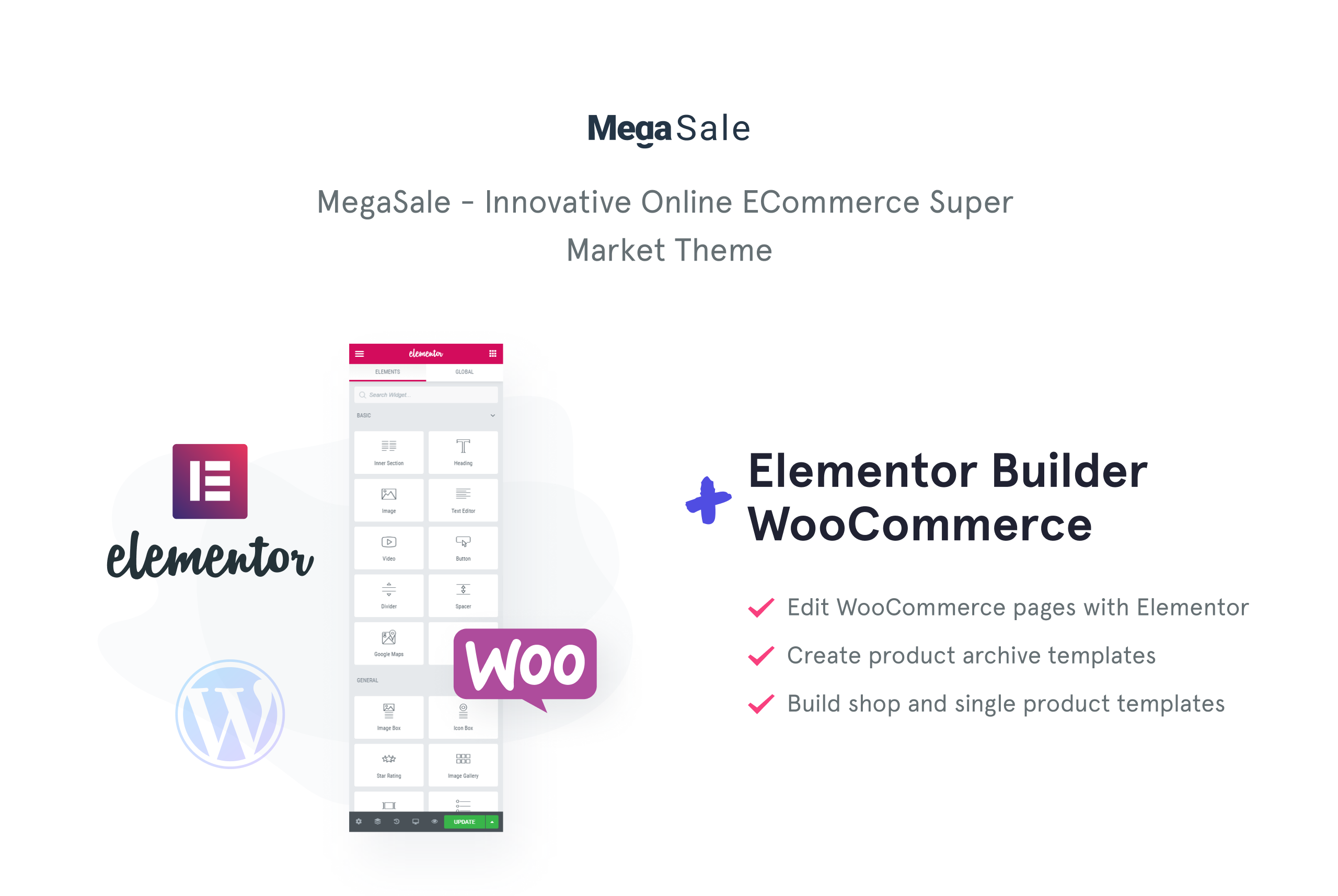 TechnoSale - Modern Online ECommerce Grocery Store WooCommerce Theme
