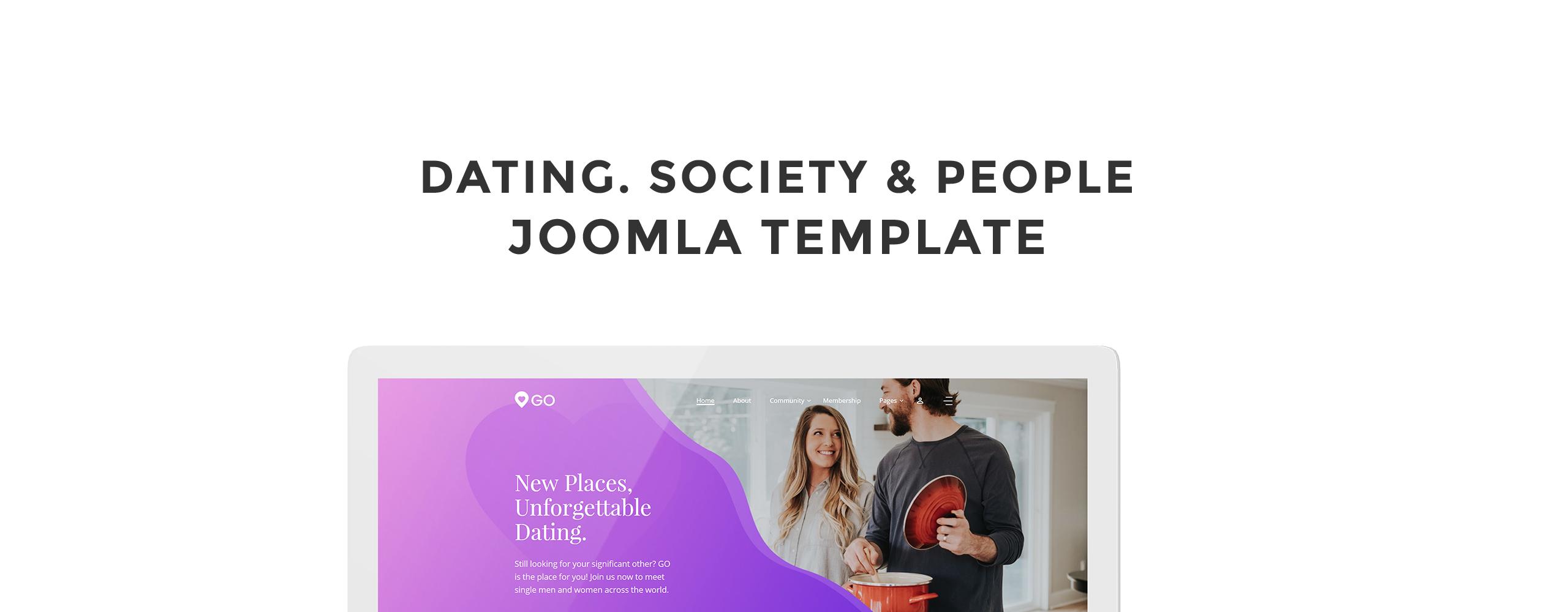 Dating webbplats Galleri