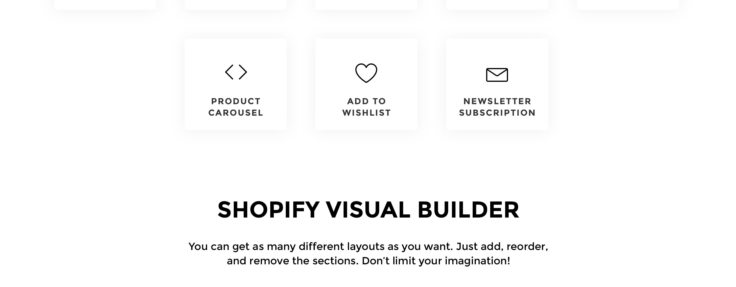 Caviar Store Template Shopify Theme
