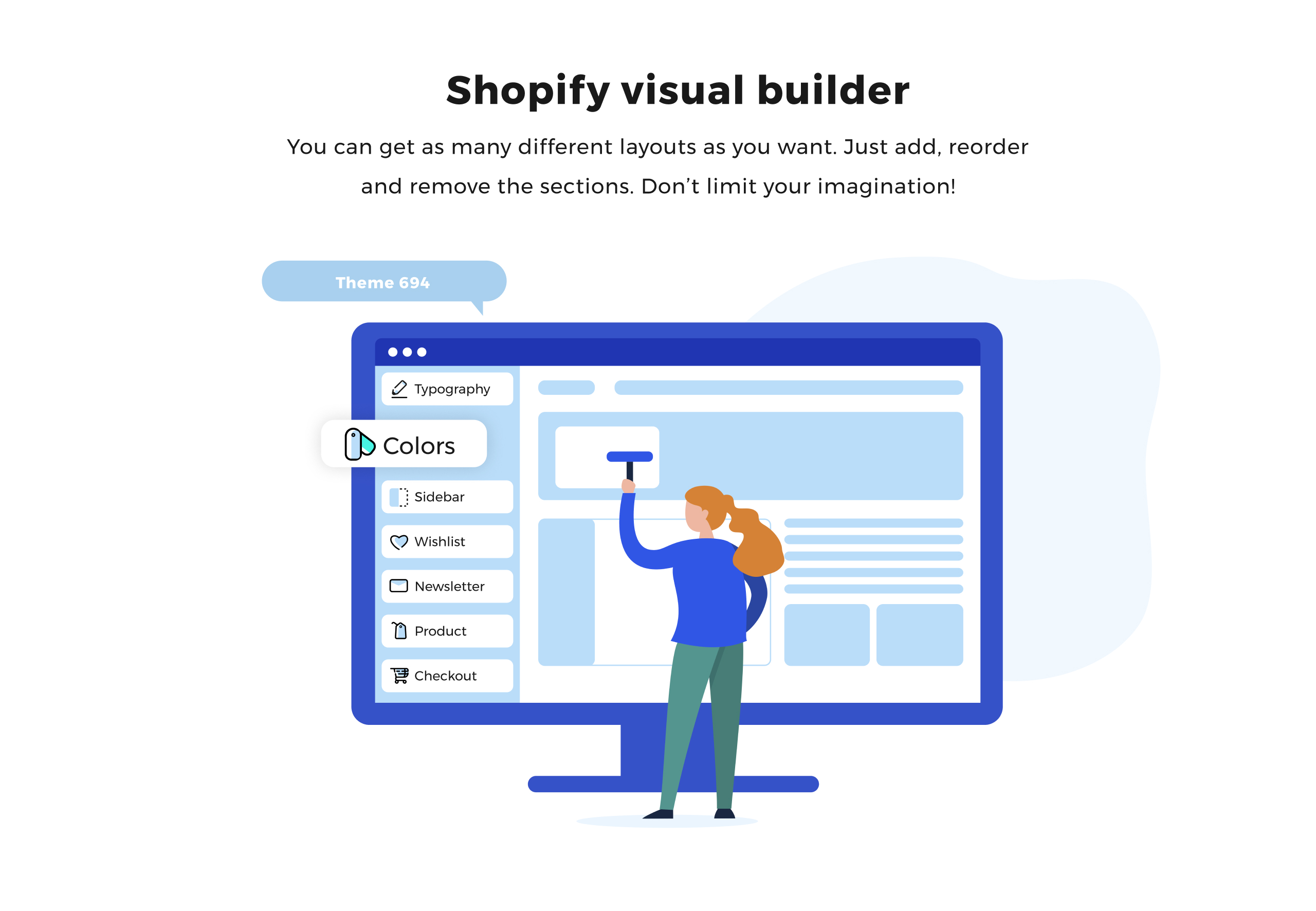 Shopify Tour Booking Theme with Advanced Website Builder Shopify Theme