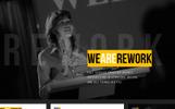 """Rework"" modèle PowerPoint"