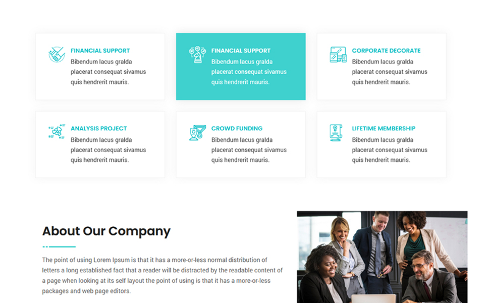 Insurancy - Insurance Business with Page Builder Joomla Template