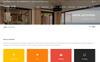 Hotel - Booking - Resort - Spa & Restaurant + RTL Website Template Big Screenshot