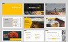 Business Talk Template PowerPoint №70847 Screenshot Grade