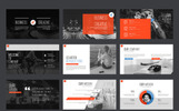 Business Creative Presentation Keynote Template