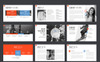 Business Creative Presentation Keynote Template En stor skärmdump