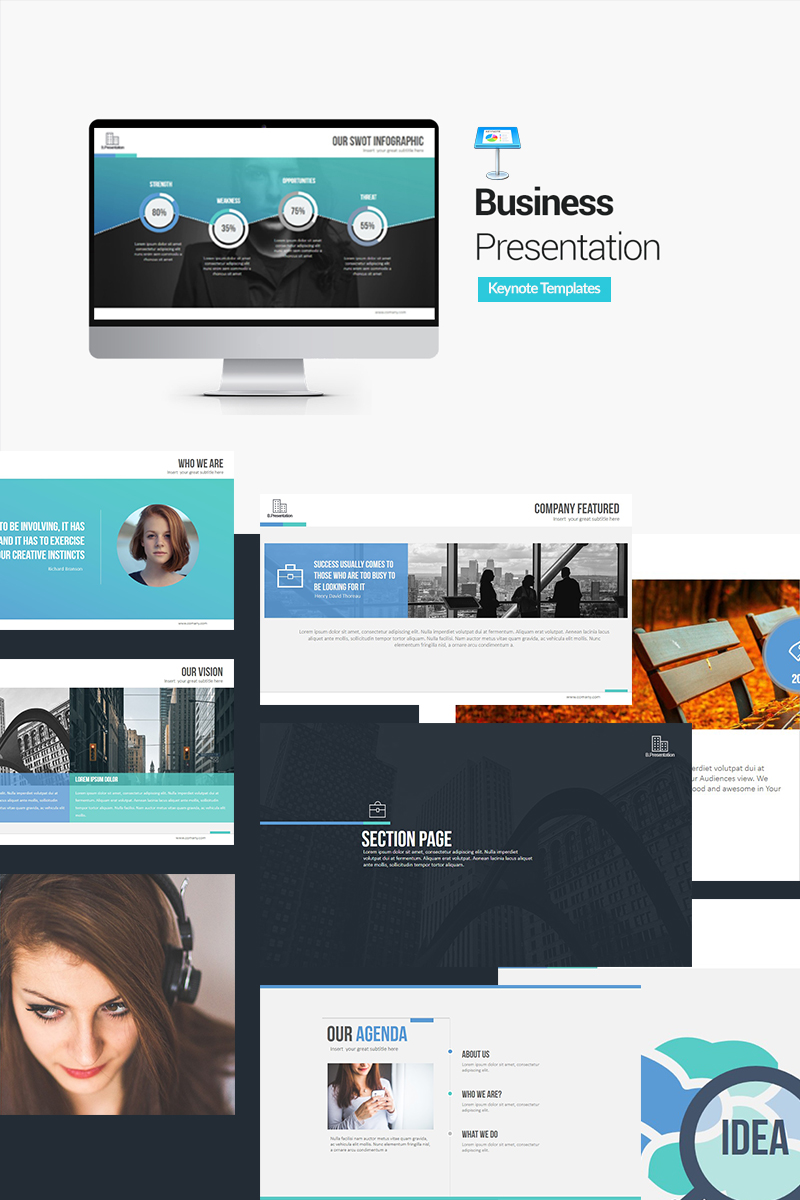business presentation keynote templates keynote template 64543