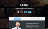 Lead - Corporate Responsive Newsletter Template