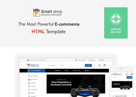 SmartShop Electronic Shop