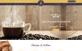 Plantilla OpenCart para Sitio de Tienda de Café