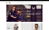Look Glasses Responsive OpenCart Template