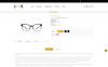Look Glasses Responsive OpenCart Template Big Screenshot