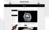 Vigor - The Watch Store Responsive Template OpenCart  №80197