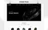Watchi - The Watch Store OpenCart Template Big Screenshot