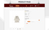 Infonic - The Fashion Shop OpenCart Template Big Screenshot