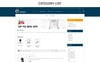 Eshop - The Electronic Store PrestaShop Theme Big Screenshot