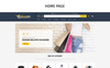 Estorents Mega Store - Responsive OpenCart Template Big Screenshot