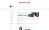 BM Style - The Fashion Store OpenCart Template Big Screenshot