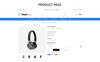 Techous Electronic Store - Responsive OpenCart Template Big Screenshot