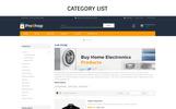 Responsive LeeShop Mega Store - Responsive Opencart Şablon