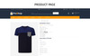 LeeShop Mega Store - Responsive OpenCart Template Big Screenshot