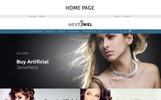 "OpenCart шаблон ""Westjwel Jewellery - Responsive"""