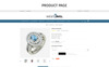 "OpenCart шаблон ""Westjwel Jewellery - Responsive"" Большой скриншот"