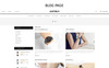 JustBuy Watch Store - Responsive OpenCart Template Big Screenshot
