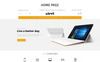 Elevt Electronic Store - Responsive OpenCart Template Big Screenshot