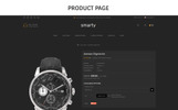 "OpenCart Vorlage namens ""Smart Watch - Responsive"""