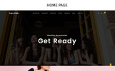 Treefab - Fashion Store Responsive OpenCart Template