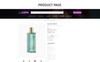 Lion Cosmetic - Beauty Store Responsive OpenCart Template Big Screenshot