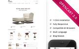 Hovera Furniture Responsive Store OpenCart Template