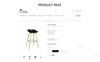 Hovera Furniture Responsive Store OpenCart Template Big Screenshot