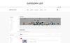 Medicine Store Responsive OpenCart Template Big Screenshot