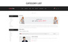 Fashion True Store Responsive OpenCart Template Big Screenshot