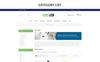 Bootstrap Medifest - Medical Shop Responsive Opencart Şablon Büyük Ekran Görüntüsü