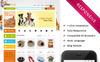 Petsshop Responsive OpenCart Template Big Screenshot