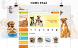 Petsshop Responsive OpenCart Template
