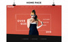Shopway - Fashion Store Responsive OpenCart Template Big Screenshot